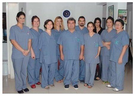 Dogus IVF Centre Medical Team
